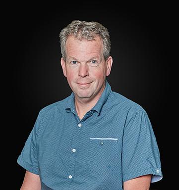 Jan Antonis Manager Bedrijfsbureau De Bruyn Metaal