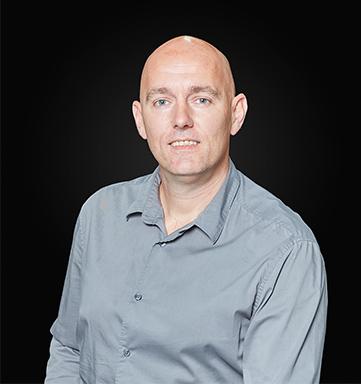 Johan van Poppel Assistent Bedrijfsbureau De Bruyn Metaal
